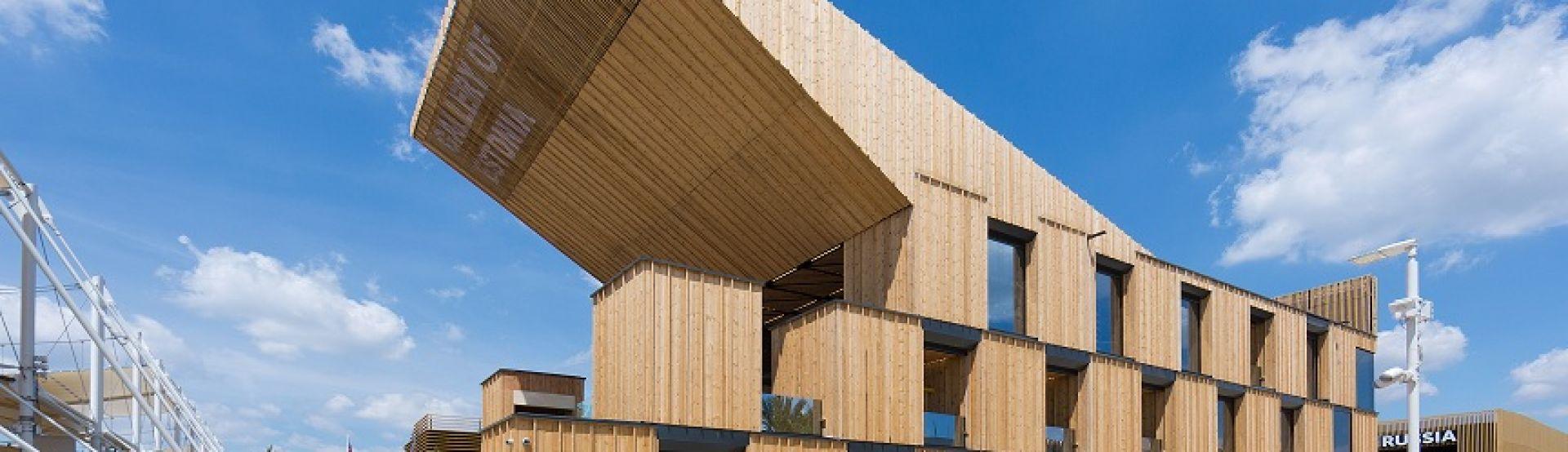 A fa az észt építészetben