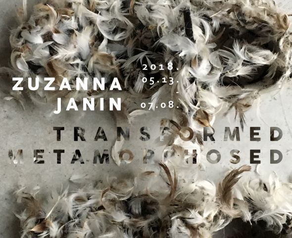 Zuzanna Janin – TRANSFORMED. METAMORPHOSED.