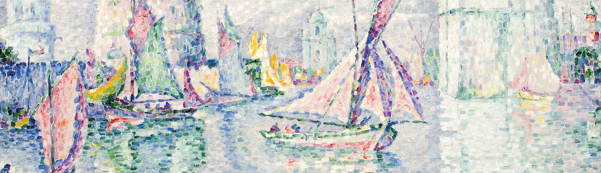 Impressziók. Monet-tól Van Goghig, Matisse-tól Warholig