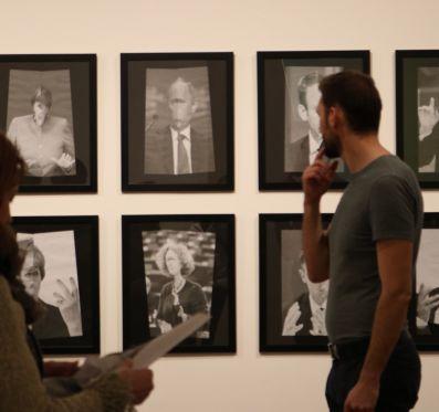 Debreceni galériás körút képekben