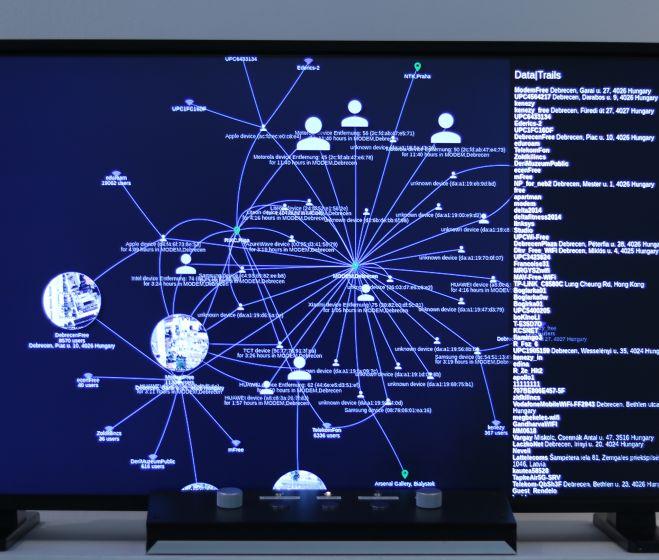 Data l Traces, Alex Wenger, Max-Gerd Retzlaff, 2015