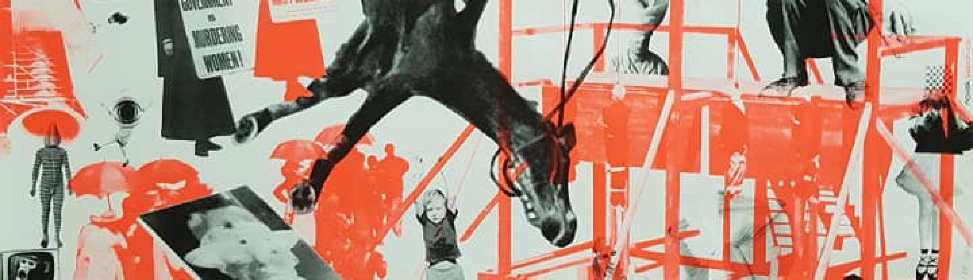Már épül a Harsány! Orosz plakátművészet a MODEM-ben