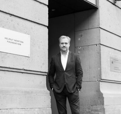 Interview with Dr. Matthias Harder, the director of Helmut Newton Foundation
