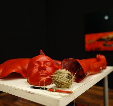 Épül a DNM kiállítása