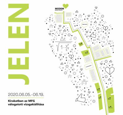 JELEN – Kirakatban az MFG válogatott vizsgakiállítása