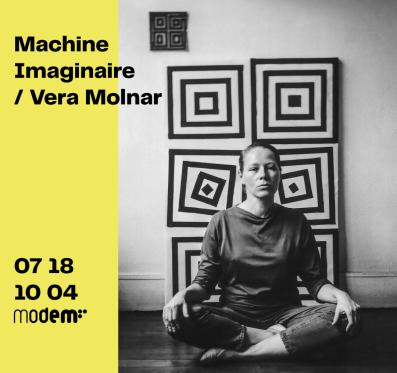 Machine Imaginaire: Vera Molnár algoritmusai