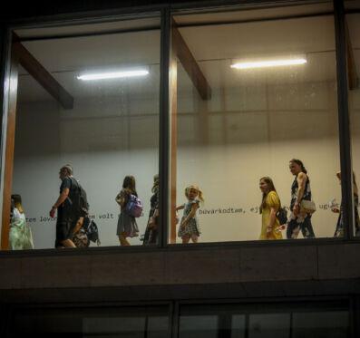 Múzeumok Éjszakája képekben