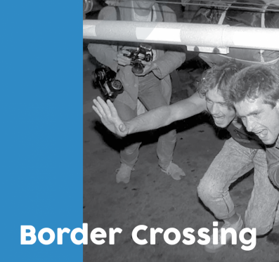 Border Crossing exhibition