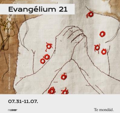 Evangélium 21 megnyitó